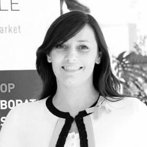 Anne-Charlotte PUPIN, Responsable du Pôle de compétitivité Nutrition Santé Longévité