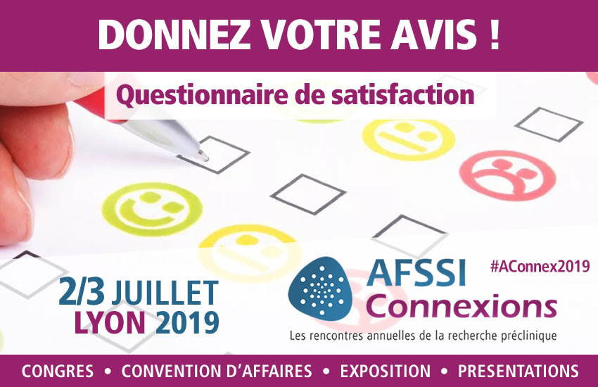 Questionnaire de satisfaction